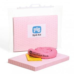 PIG® 15 L Chemikalien Notfallkit in einer Clip-TascheBehälter