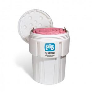 PIG® HazMat Notfall-Kit im 360-l-Sicherheitsfass