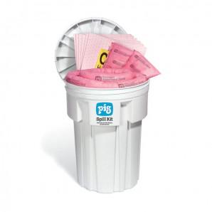 PIG® HazMat Notfall-Kit im 115-l-Sicherheitsfass