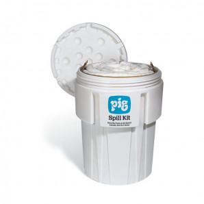PIG® Oil-Only Notfall-Kit im 360-l-Sicherheitsfass