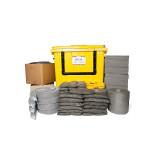 PIG® Essentials Universal-Notfallkit - Rollcontainer mit Klapptür
