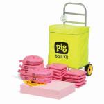 PIG® HazMat Trolley-Wagen Notfall-Kit