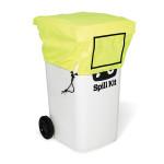 PIG® Fahrbare Container Abdeckung