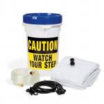 PIG® Eimer-Kits für Dachleckagen-Umleiter